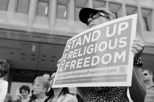 Promoviendo libertad religiosa