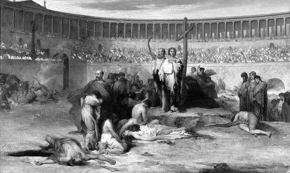 El Cristianismo en Roma